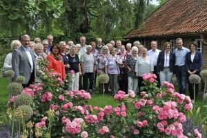 Eröffnung der 53. Steinfurter Gartentage