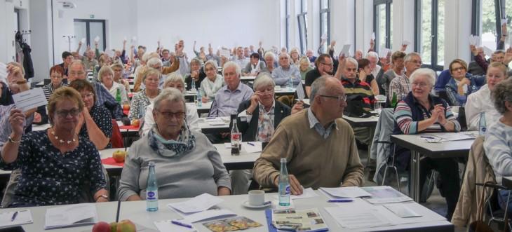 Landesverbandstagung der Gartenbauvereine NRW
