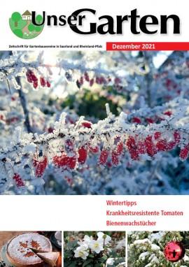 Unser Garten Zeitschrift