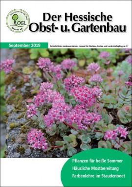 Der Hessische Obst- und Gartenbau September 2019