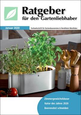 Ratgeber für den Gartenliebhaber Januar 2020