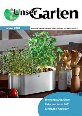 Unser Garten Januar 2020