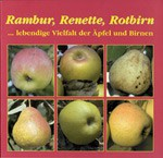 Streuobst-Broschüre: Rambur, Renette, Rotbirn