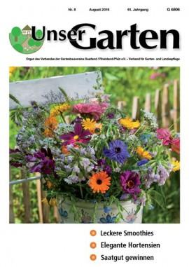 Unser Garten August 2016